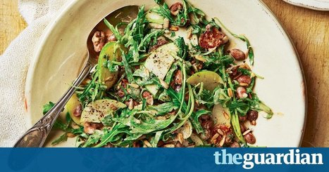 The weekend cook: Thomasina Miers' borlotti bean salad and wild black bream recipes | Food | Scoop.it