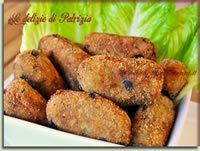 Crocchette di patate e melanzane | Ricetta | Alimentazione Naturale, EcoRicette Veg e Vegan | Scoop.it