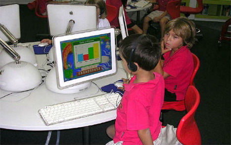 Does More Tech in the Classroom Help Kids Learn? | Wildwood School | Scoop.it