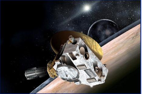 Après Pluton, New Horizons ira visiter 2014 MU69, un petit corps rocheux   Vous avez dit Innovation ?   Scoop.it