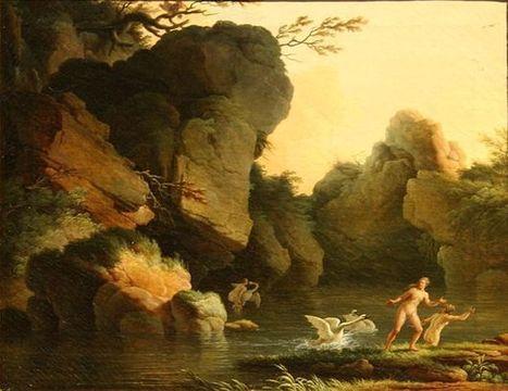Stéphanie Pétrone : peindre la mythologie grecque | L'actu culturelle | Scoop.it