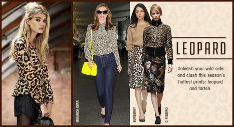 Leopard at boohoo.com | Fashion-Art, Beauté & Déco | Scoop.it
