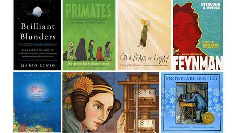 14 Books That Connect Students With Valuable Scientists' Struggles | 21st century Learning Commons | Scoop.it