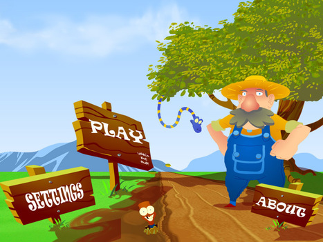 Kinems: εκπαιδευτικά διαδραστικά παιχνίδια για παιδιά με μαθησιακές δυσκολίες ή δυσπραξία | ICT in Education | Scoop.it