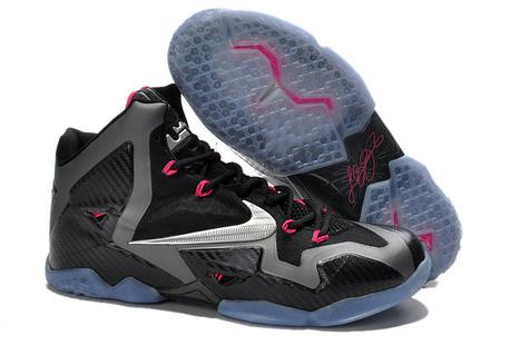 Cheap Lebron 11 Black Grey Miami Night - Jordan Retro 5,Cheap Jordan 5,Cheap Air Jordan 11,12,13 Retro!   cheap jordan 5 for sale on www.cheapjordan5.org   Scoop.it