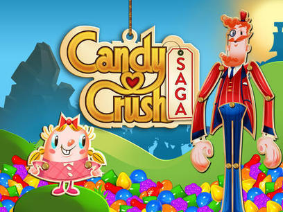 Candy Crush Saga Crushes The Competition Even Further With More Levels   Winning The Internet   Scoop.it