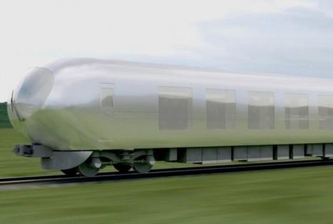 Le train de demain sera-t-il invisible ? l Lumières de la ville | Mobilités | Scoop.it