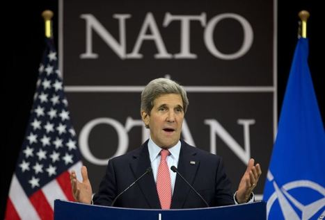 Kerry: NATO Needs Plan for Chemical Weapons in Syria | Coveting Freedom | Scoop.it