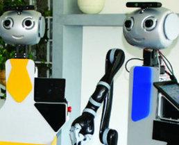 Arriva il robot badante, una ricerca tutta made in Italy | Blog Appocrate | Digital health | Scoop.it