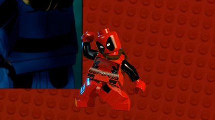 LEGO Marvel Super Heroes Video Game Red Deadpool Brick Guide | The Brick Fan | Scoop.it
