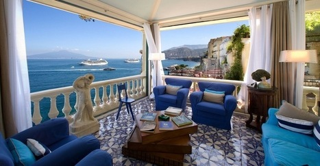 Top Ten Italian Hotels, According to Trip Advisor | Filming Locations | Scoop.it