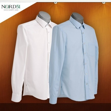 A guide to choose formal dress shirts | Nord51 | Scoop.it