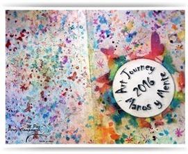 El Blog de Manos y Mente: AJ'16: Art Journey Journal | Creatividad e Ideas creativas | Scoop.it