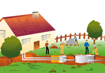 Tips for Septic System Maintenance - Green Homes - MOTHER EARTH NEWS   Wastewater Treatment Systems   Scoop.it