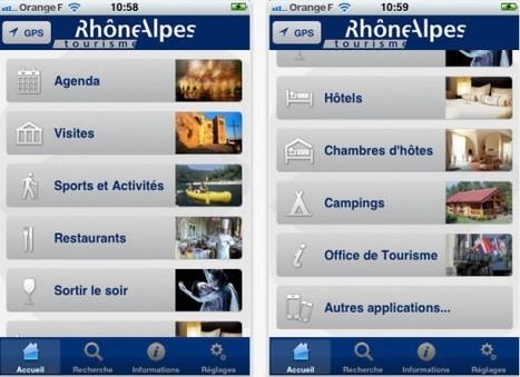 E-tourisme : Top 10 des applications mobiles | E-Tourisme | E-tourisme et nouvelles technologies | Scoop.it