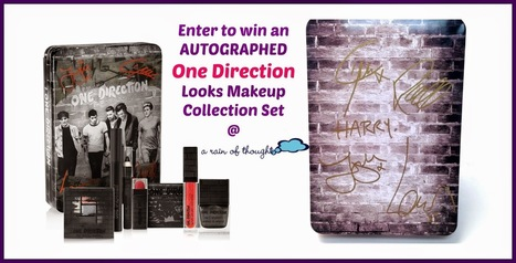 Makeup by One Direction is now available at Macy's! + We're Giving Away An AUTOGRAPHED Set (GIVEAWAY) ~ a rain of thought | A Rain of Thought- Music & Entertainment | Scoop.it