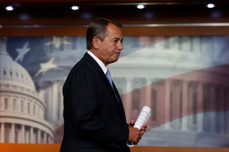 Boehner Tells House G.O.P. to Fall in Line | Daily Crew | Scoop.it