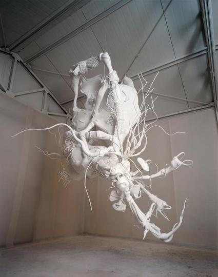 'Amaryllis' by Lee Bul | Art Installations, Sculpture | Scoop.it