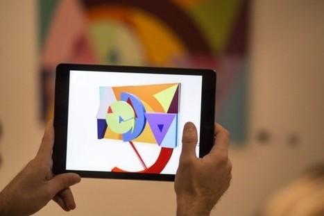 IL Y A 1 AN ... Avec l'Oculus Rift, la Galerie Phoebus immerge ses visiteurs dans la réalité augmentée   Clic France   Scoop.it