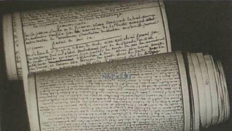Le Monde racconta la pazza storia del manoscritto di de Sade   Scrittura creativa   Scoop.it