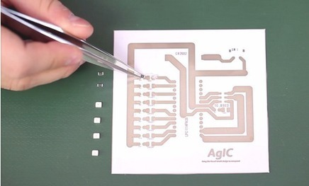 Turn any inkjet printer into a circuit printer with this DIY kit - GigaOM | DESIGN INSPIRATION | Scoop.it