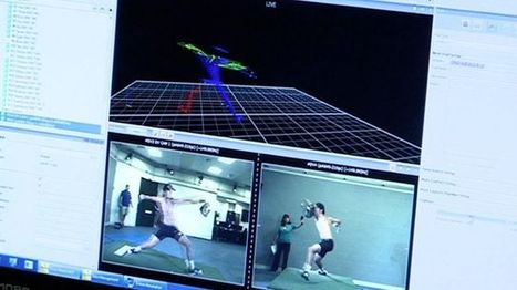 High-tech training: How avatars can aid modern baseball players - Fox News | Athletic Training | Scoop.it