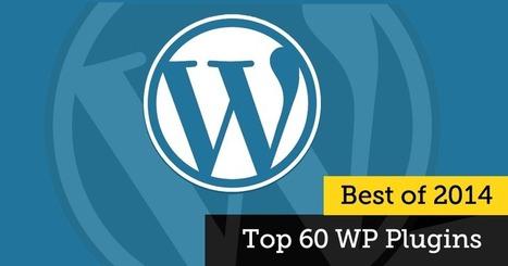 Top 60 WordPress Plugins of 2014 | Wordpress | Scoop.it