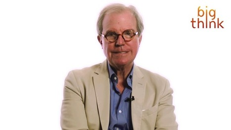 Nicholas Negroponte on Biotechnology and Future Learning | Big Think | Aprendiendo a Distancia | Scoop.it