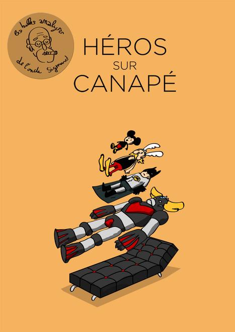 HEROS & Livre / Le tumblr BD qui met les héros sur le divan | Héroïques ? | Scoop.it