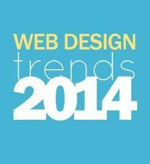 Web Design Trends 2014: Simple Long Pages & Interactive Infographics | Design Revolution | Scoop.it