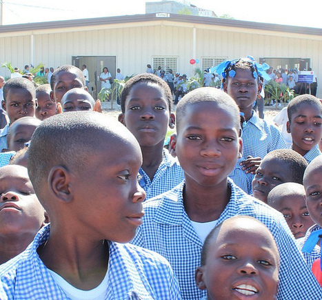 Haiti: Education is Key | Center for Strategic and International Studies | Droits de l'Homme | Scoop.it