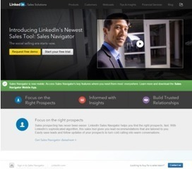 How to Optimize Your LinkedIn Business Page | All About LinkedIn | Scoop.it