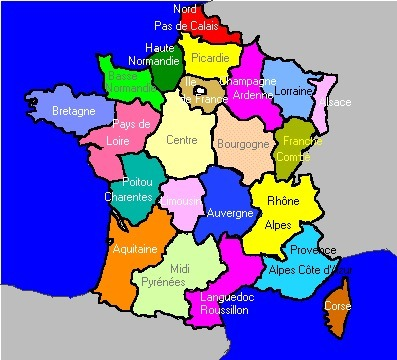 La France de régions + quizz | beaux sites et villages de France - France nicest villages and sites | Scoop.it
