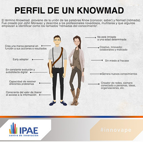 Así que somos Knowmad(as)... | Empresa 3.0 | Scoop.it