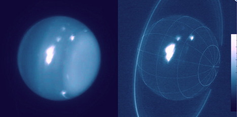 Amateurs and professional astronomers alike are thrilled by extreme storms on Uranus | Amazing Science | Scoop.it