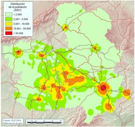 """""""Geografiando"""" en las nubes ;-): El atlas de turismo residencia de la provincia de Albacete   Geografía   Scoop.it"""