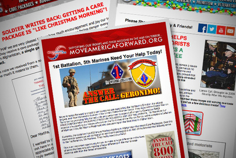 #USA Pro-Troop Charity Misleads Donors While Lining Political Consultants' Pockets | News in english | Scoop.it
