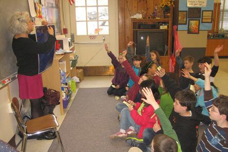 Slingerlands Elementary School News - Bethlehem CSD, Delmar, NY | Great Books | Scoop.it