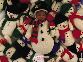 FREE CHRISTMAS PATTERNS TO KNIT & CROCHET | Knitting and Crochet | Scoop.it