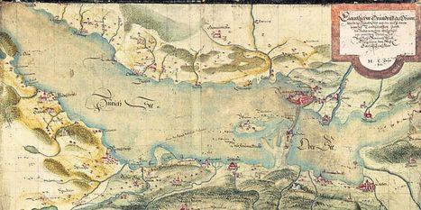 20 Minutes Online - La bibliothèque de Zurich achète une carte de 1635 - Suisse | BiblioLivre | Scoop.it