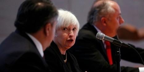 Janet Yellen's Triple Mandate: Jobs, Inflation, and Wall Street | Bachelor macro challenge | Scoop.it
