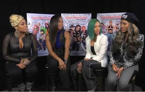 Interview: TLC And The Cast of 'CrazySexyCool: The TLC Story' Explain Why Their Movie Was Meant To Be | Vibe | GetAtMe | Scoop.it