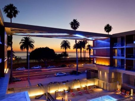 Shore Hotel:the first LEED Gold hotel in Santa Monica | What Surrounds You | Scoop.it