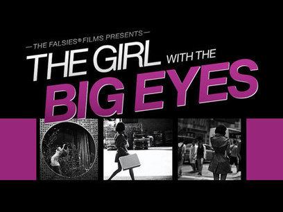 The Girl With The Big Eyes | Vlasy, kozmetika, beauty | Scoop.it