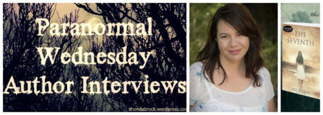 Author SD Wasley on Paranormal Wednesday | For Lovers of Paranormal Romance | Scoop.it