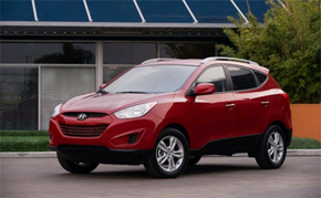 New Hyundai Tucson IX Luxury Car Hire Online for Dubai at Al Emad | players car rental | Scoop.it