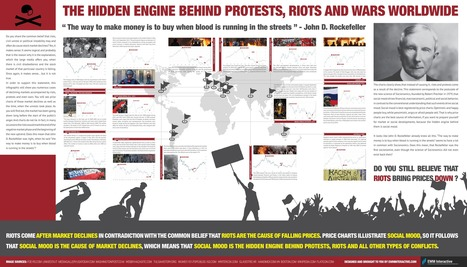 The hidden engine behind riots and wars - EWM Interactive | Education | Scoop.it