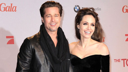 Brad Pitt and Angelina Jolie head for Scottish castle   Culture Scotland   Scoop.it