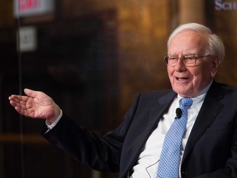 6 Things Warren Buffett Says You Should Do With Your Money In 2015 | Business Trends Please | Scoop.it