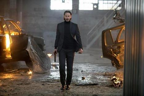 Keanu Reeves takes the path of vengeance in and as John Wick | Curtains Rise | Trailer Reviews | Scoop.it
